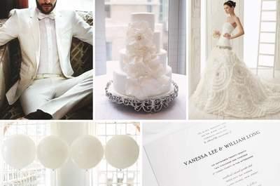 Cómo decorar una boda con el estilo