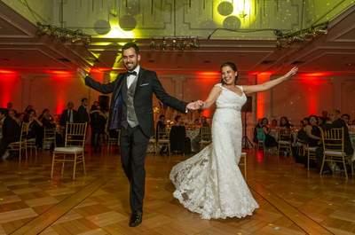 Nicole e Ignacio: la elegancia de la vida, el romance y el amor