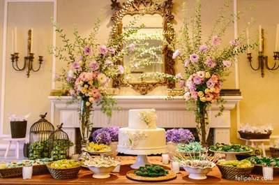 Como escolher o que servir no seu chá de panela? 5 ideias de menu e decoração