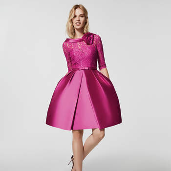 Más de 40 vestidos de fiesta cortos, ¡espectaculares diseños llenos de encanto!