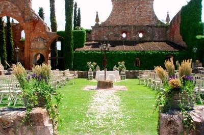Los Claustros de Ayllón: tu boda exclusiva en un entorno histórico