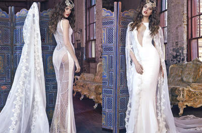 30 of our Favourite Wedding Dresses by Galia Lahav