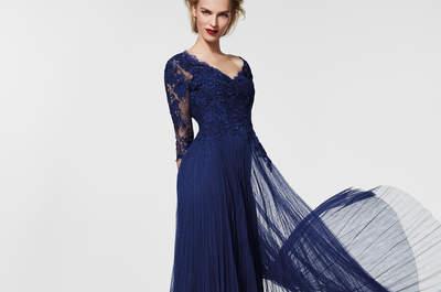 Vestidos para invitadas curvy: 33 estilismos perfectos para bodas de primavera