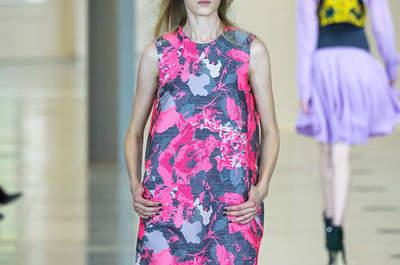 London Fashion Week: un aperçu des collections de l'automne-hiver 2015/16.