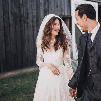 Casamento de Whitney & Carlos. Fotografia: Bruno Rezza