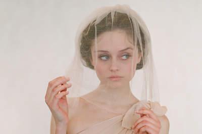 Los mejores velos de matrimonio para 2015