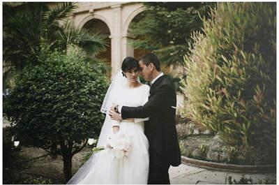 Luis y Alba: la magia del clasicismo en una boda con un gusto especial