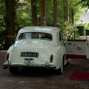 Con este modelo de Rolls Royce causarás sensación en tu gran día. Foto Jenske Meijs 2