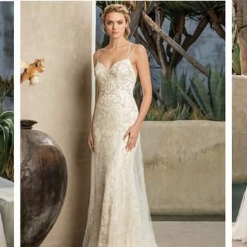 Casablanca Bridals Brautkleider 2017: Hidden Oasis verzaubert mit Klasse & Extravaganz
