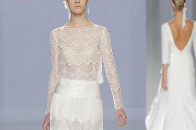 Brautkleider im Vintage-Stil – Mit Retro-Charme die Traumhochzeit feiern!