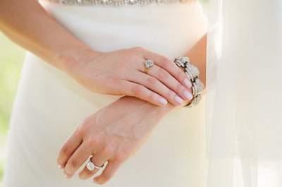 Joyas para novias 2015: ¡te enamorarán!