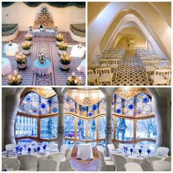 Los 40 lugares más increíbles de España donde celebrar una boda este 2015. ¿En cuál te casarías? ¡Déjanos tu voto!