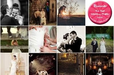 Abstimmung zum Fotowettbewerb: Das beste internationale Hochzeitsfoto 2012