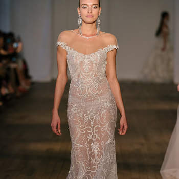 Berta Bridal. Credits: New York Bridal Week