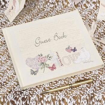Livre D'or Doux Amour - The Wedding Shop !
