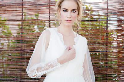 Robes de mariée David Christian 2015 : magie de la sensualité