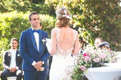 10 lugares espectaculares para celebrar una boda de ensueño
