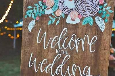 Come decorare il tuo matrimonio con motivi e stampe floreali