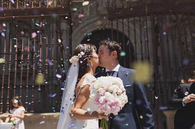 El estilismo de la semana: ¡Consigue un look de novia romántica!