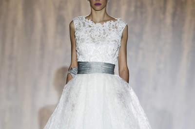 Abiti da sposa Patricia Avendaño 2016: una selezione dei modelli più belli