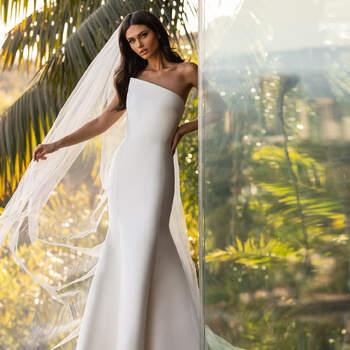 Créditos: Pronovias Cruise 2021 | Modelo do vestido: Day