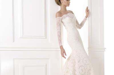 Les spectaculaires robes de mariée de Pronovias 2015