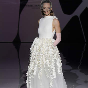 Créditos: Isabel Zapardiez/ Barcelona Bridal Fashion Week