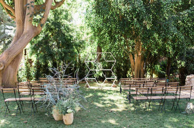 Descubre los diferentes tipos de decoración de ceremonia, ¡te encantarán!