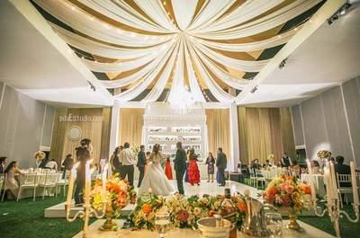 Una boda única e inolvidable en cuatro pasos. ¡Sigue todos los consejos!