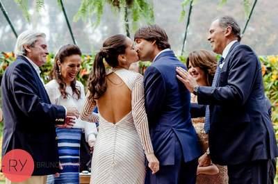 Casamento rústico ao ar livre de Maria Antonia e Felipe no Alto da Boa Vista: um sonho em meio ao verde!