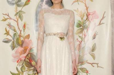 Claire Pettibone Bridal Collection Spring/Summer 2014