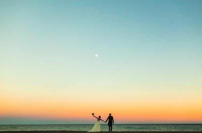 Celebra una boda mágica y frente al mar en Purobeach Marbella