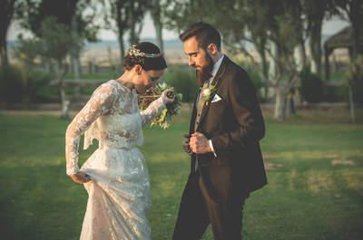 Por qué casarse en otoño: 5 razones que te convencerán, desde el punto de vista fotográfico
