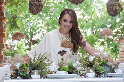 Claudia Saldaña: Una magnífica opción para crear momentos inolvidables e irrepetibles en tu boda
