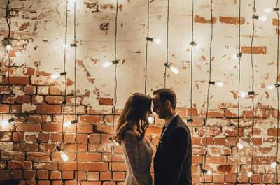 Más de 30 ideas para decorar tu matrimonio al estilo industrial. ¡Una tendencia de boda inolvidable!