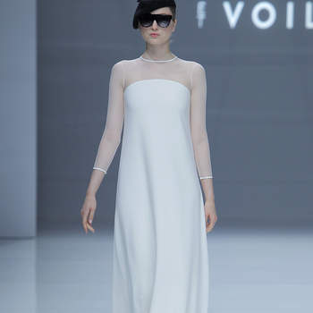 Sophie et Voilá. Credits: Barcelona Bridal Fashion Week