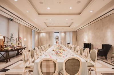 Nuestro primer Breakfast Wedding Club en uno de los hoteles más emblemáticos de Barcelona