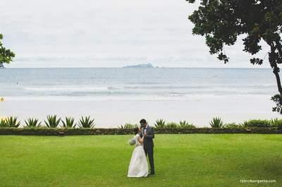 Casamento nas praias do litoral norte de São Paulo: 3 locais incríveis para se casar