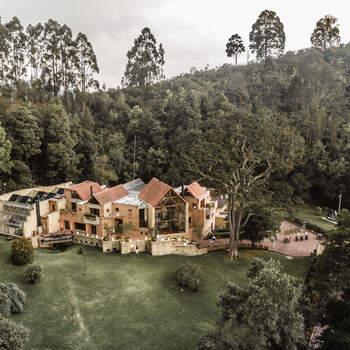 Foto: Casa Andrés. La casa que casa y otros festines