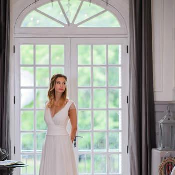 Robes de mariée Mary Viloteau : deux créatrices talentueuses au cœur de Bordeaux