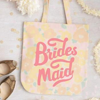 """Bolso """"Brides Maid""""- Compra en The Wedding Shop"""