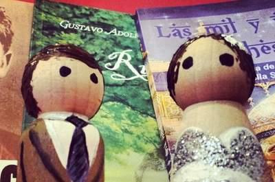 Enlace con literatura: Regala un libro personalizado como detalle a tus invitados