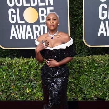 Cynthia Erivo. Foto Cordon Press