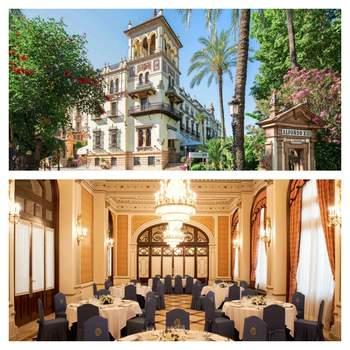 Credits: Hotel Alfonso XIII - Sevilla (Andalucía)