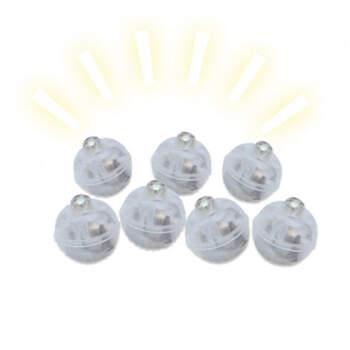 Luces Led blancas 12 unidades- Compra en The Wedding Shop