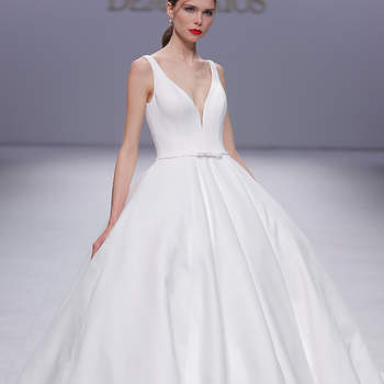 Demetrios. Barcelona Bridal Fashion Week.