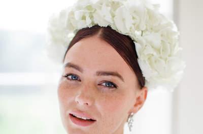 Découvrez la fleur la plus élégante pour décorer votre mariage en 2016… L'hortensia !