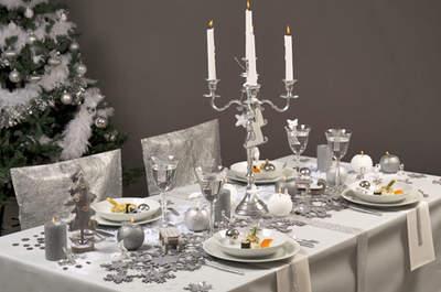 Décoration de mariage hivernale au top avec Zoé Confetti