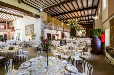 Las 9 fincas más bonitas para bodas con vistas a la sierra de Madrid