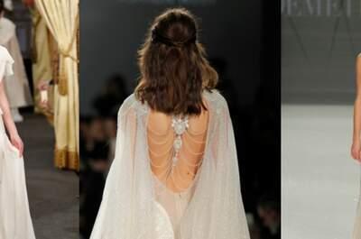 Винтажные свадебные платья: элегантная романтика